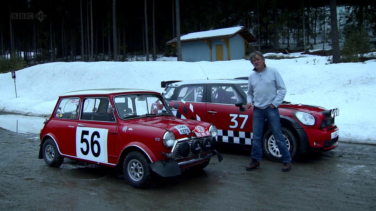 И это Рождественский Специальный Выпуск Top Gear в Патагонии который будет состоять.