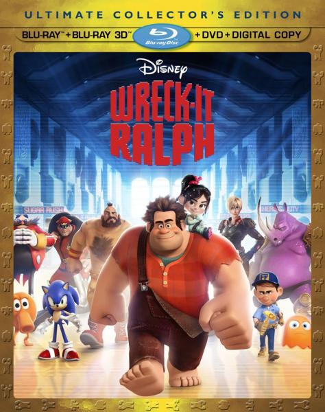 Wreck-it ralph 2012 french dvdrip xvid 4playhd | recent dvd.