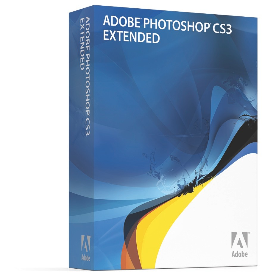 Adobe Photoshop CS3 Extended 10.0 Russian Retail. В добавлении к